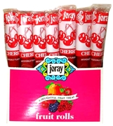 Cherry Fruit Roll - 48CT Display Box