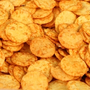Chili Lemon Round Crackers