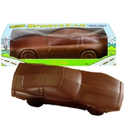 Milk Chocolate Sports Car