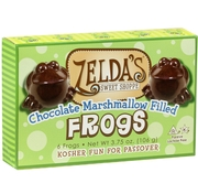 'Plague of Frogs' Marshmallow Filled Chocolate Frogs