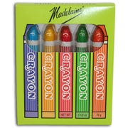 Milk Chocolate Crayon Box