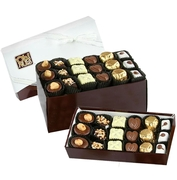 Non-Dairy Chocolate Truffle Gift Box - 36 Pc.