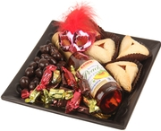 Classic Purim Gift Tray - Shalach Manos
