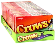 Dots Crows Gumdrops Candy - 12CT Box