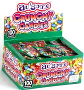 Crunchy Candies - 100CT Case