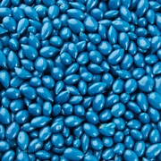 Dark Blue Chocolate Covered Sunflower Seeds