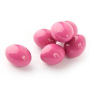 Dark Pink Chocolate Jordan Almonds