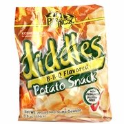 Diddles Barbecue Potato Snacks - 6PK
