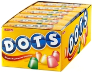 Original Dots Gumdrops Candy 2.25 oz Box - 24CT Box