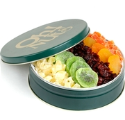 Holiday Dried Fruit Gift Tin