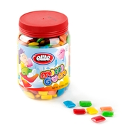 Elite Gum Chicklets Jar