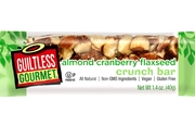 Almond Flaxseed Crunch Bar with Cranberries - 6-Pack
