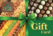 OhNuts.com Gift Card (Email Delivery)