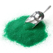 Green Sanding Sugar - 12 oz
