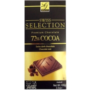 72% Cocoa Dark Chocolate Bar