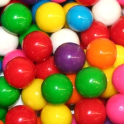 Assorted Rainbow Mini Gumballs