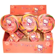 Hello Kitty Jumbo Lollipops