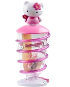 Hello Kitty Spiral Straw Cup with Treats