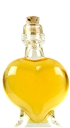 Heart Honey Bottle