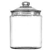 Glass Candy Jar - 1 Gallon - 4CT Case