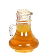Honey Glass Ewer