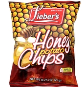 Honey Potato Chips - 72CT Case