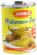 Osem Israeli Medium Hot Peppers