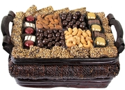 Gourmet Signature Wicker Basket - 8