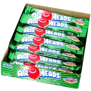 AirHeads Watermelon Taffy Candy Bars - 36CT Box