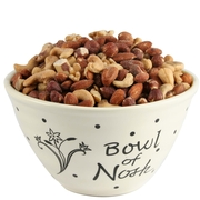 Bowl of Nosh Nut Gift