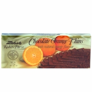 Orange Chocolate Thins