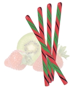 Kiwi Strawberry Candy Sticks