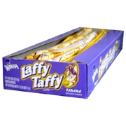 Banana Laffy Taffy Rope - 24 PK Box