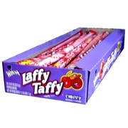 Cherry Laffy Taffy Rope - 24CT Box