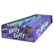 Wild Blue Raspberry Laffy Taffy Rope - 24PK Box