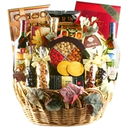 Extravagant Holiday Gift Basket
