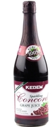 Kedem Sparkling Concord Grape Juice Bottle - 25.4 fl. oz