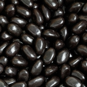 Teenee Beanee Black Jelly Beans - Luxor Licorice