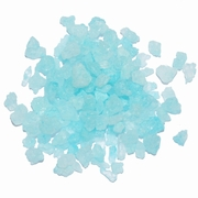 Light Blue Rock Candy Crystals - Cotton Candy