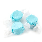 Light Blue Salt Water Taffy - Blue Raspberry
