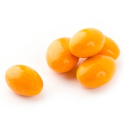 Light Orange Chocolate Almonds
