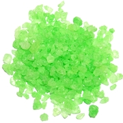 Light Green Rock Candy Crystals - Watermelon
