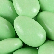 Light Green Jordan Almonds