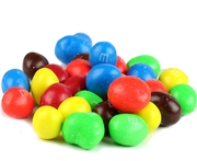 Assorted M&M's Peanut Chocolate Candies