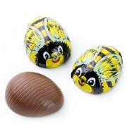 Milk Chocolate Bumble Bees - 60PK