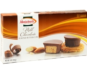 Manischewitz Almond Butter Filled Chocolate Cups