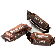 Minor Dark Chocolate Mini Bars - 12PK