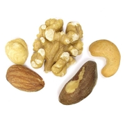 Roasted Unsalted Mixed Nuts