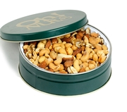 Holiday Roasted Mixed Nuts Gift Tin