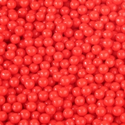 Red Candy Beads